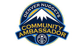 Denver Nuggets Community Ambassadors Logo Vector's thumbnail