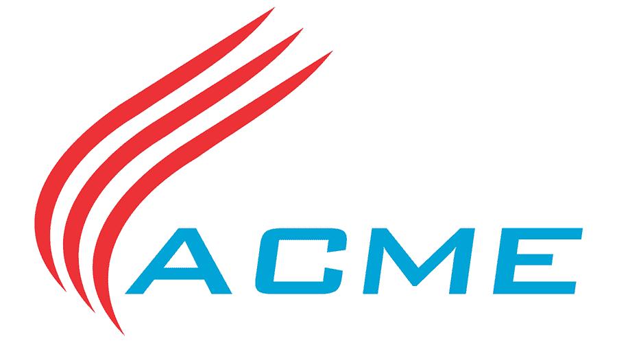 ACME Cleantech Solutions Pvt. Ltd. Logo Vector