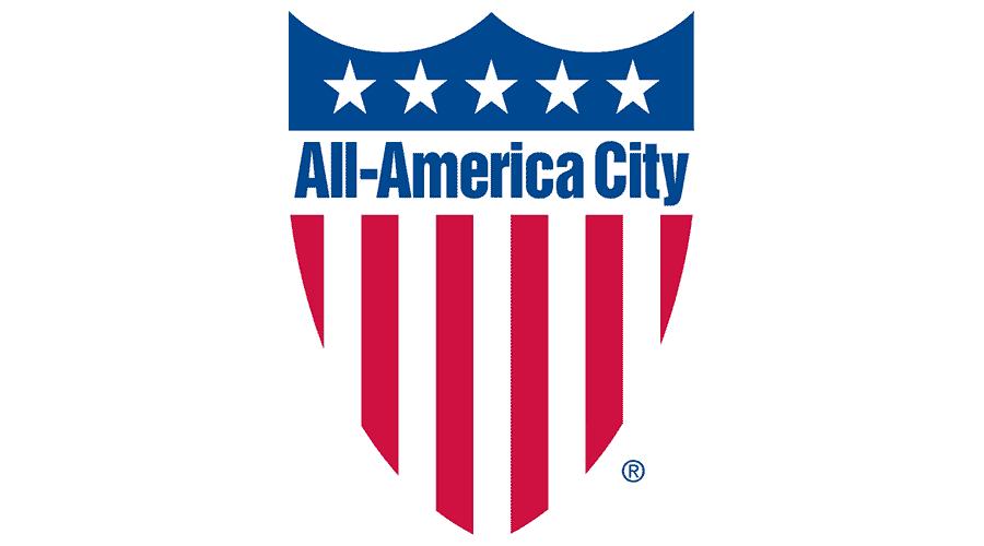 All-America City Award Logo Vector