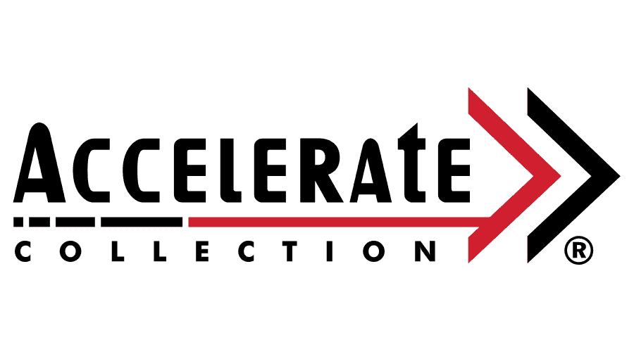 Accelerate Collection by DESTACO Logo Vector