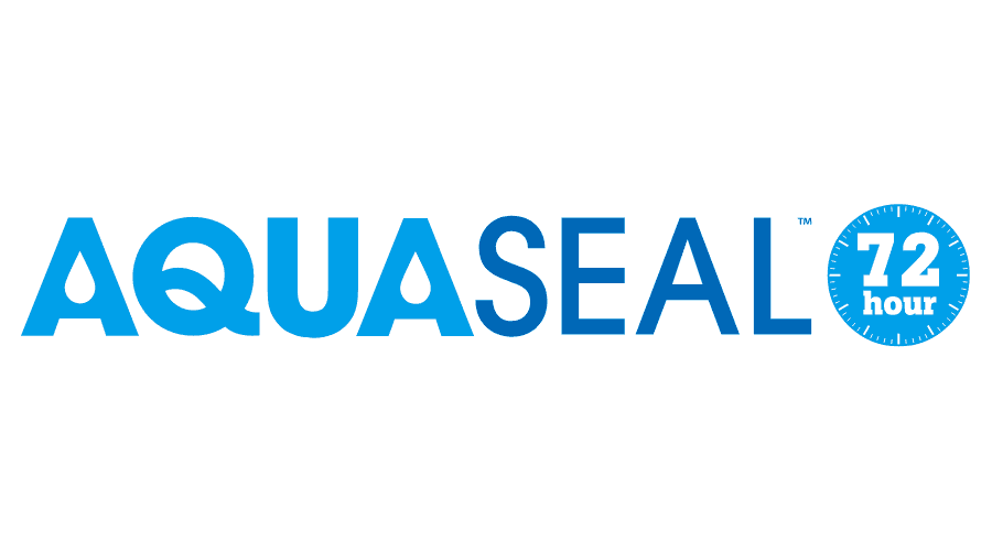AquaSeal 72 Hour Logo Vector