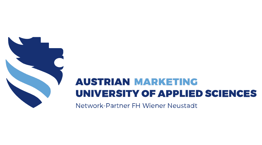 Austrian Marketing University of Applied Sciences Logo Vector