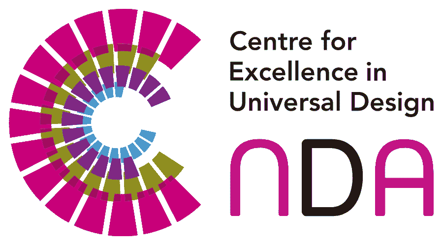 Centre for Excellence in Universal Design (CEUD) Logo Vector