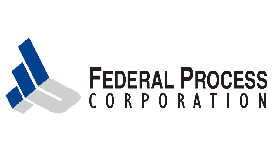 Federal Process Corporation Logo Vector