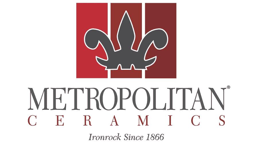 Metropolitan Ceramics Logo Vector