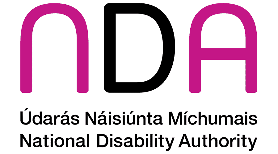 National Disability Authority (NDA) Logo Vector