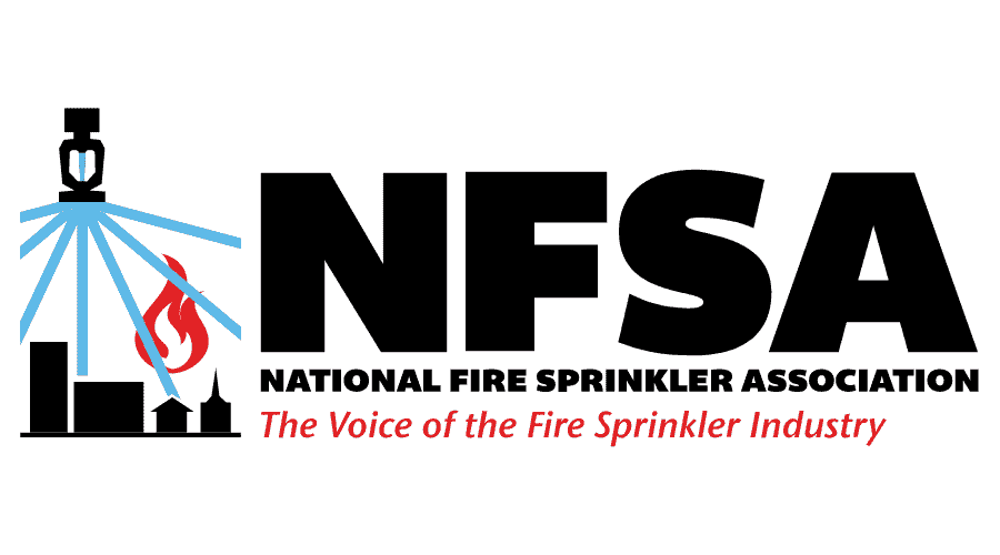 National Fire Sprinkler Association (NFSA) Logo Vector