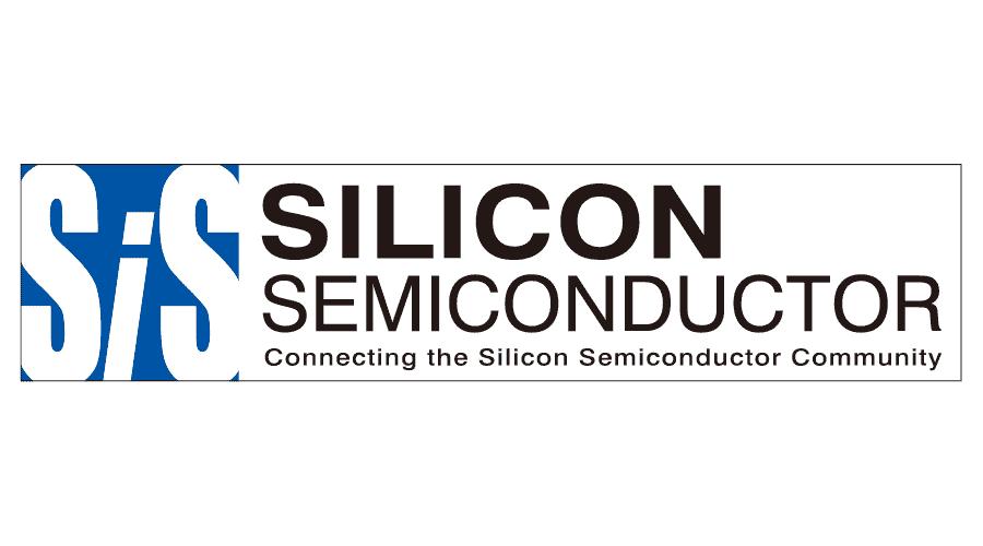 Silicon Semiconductor Logo Vector