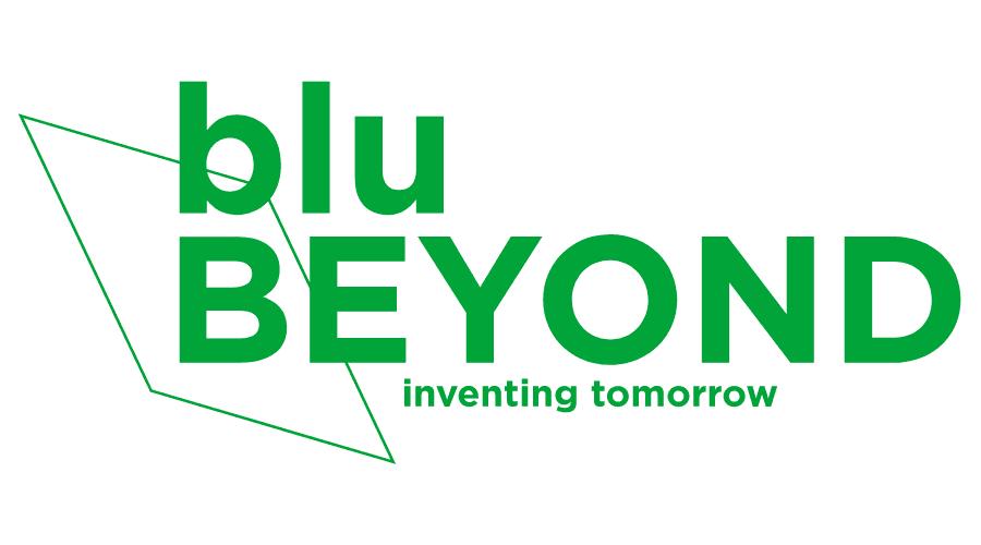 blu BEYOND GmbH Logo Vector