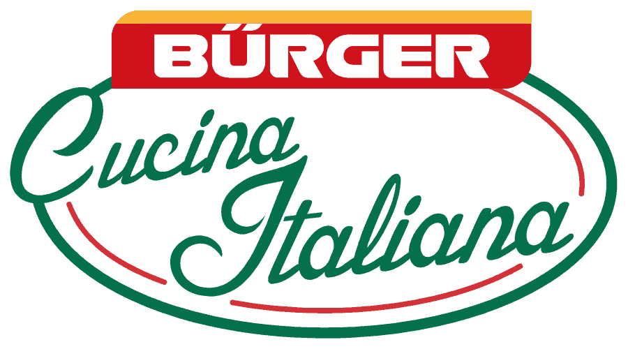 BÜRGER Cucina Italiana Logo Vector