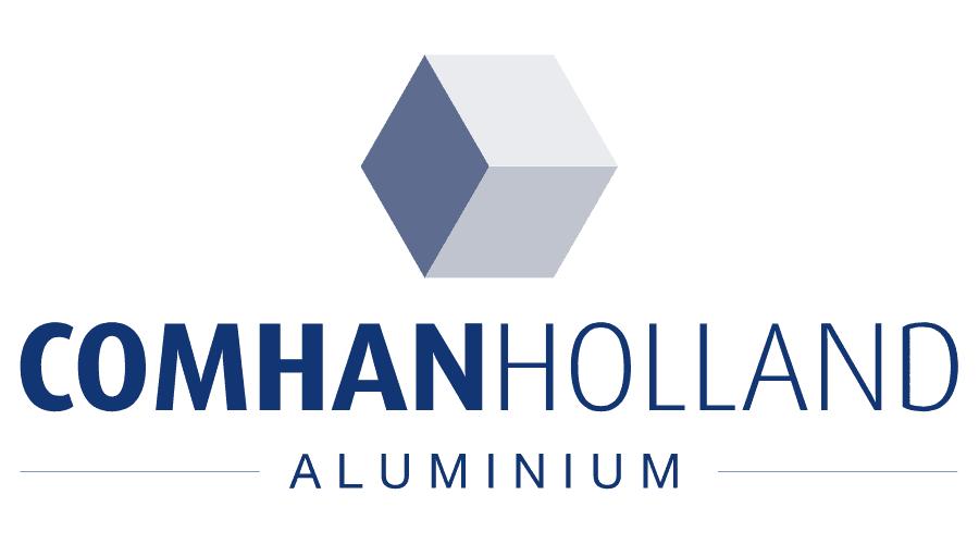 Comhan Holland Aluminium Logo Vector