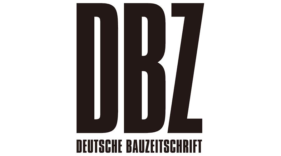 DBZ Deutsche BauZeitschrift Logo Vector