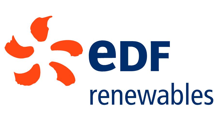 EDF Renewables Logo Vector