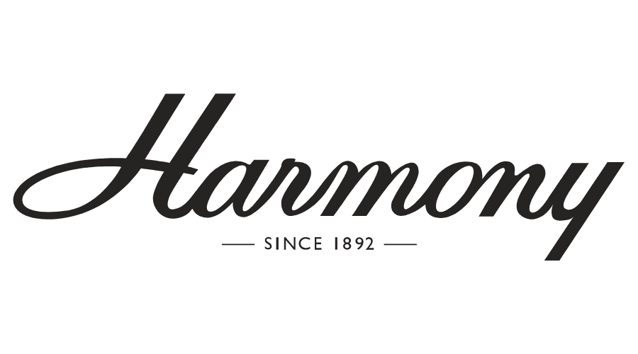 Harmony Guitars Logo Vector