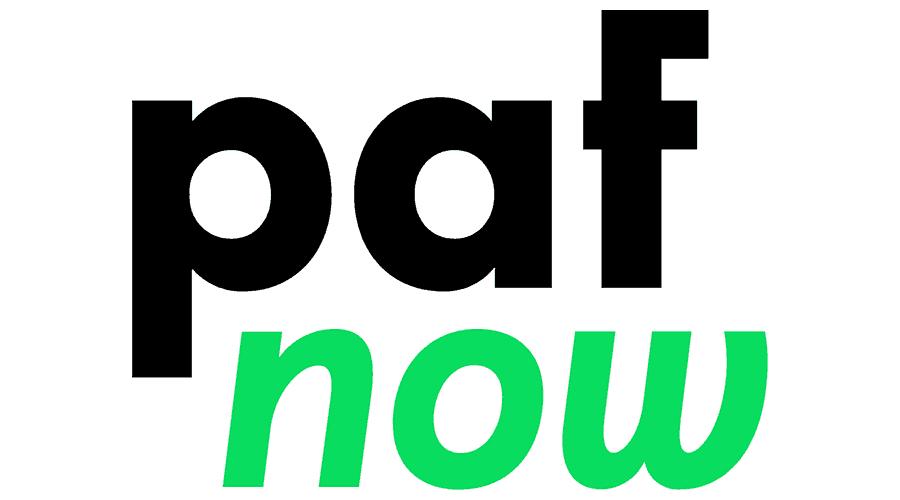 PAFnow – Process Analytics Factory GmbH Logo Vector