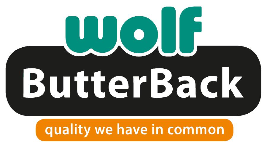 Wolf ButterBack KG Logo Vector