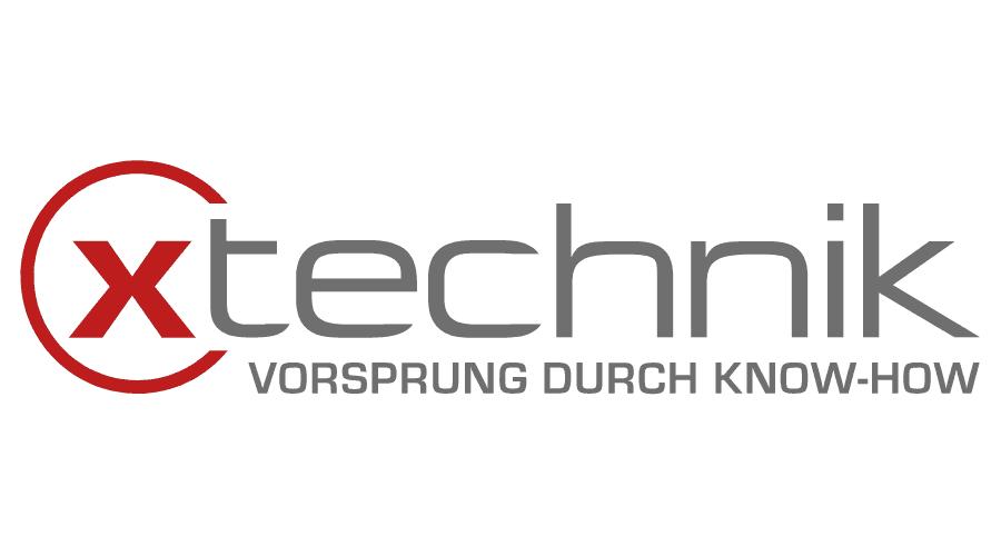 x-technik IT & Medien GmbH Logo Vector