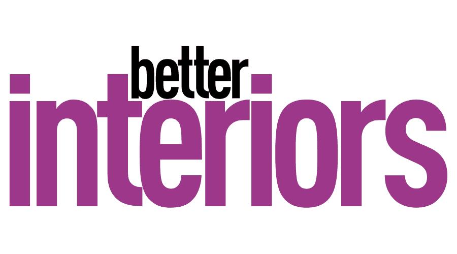 Better Interiors Logo Vector