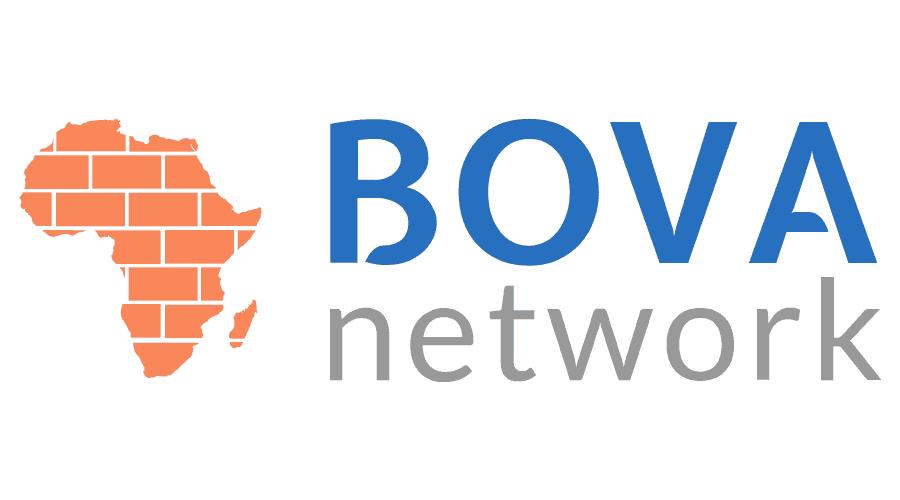 BOVA Network Logo Vector