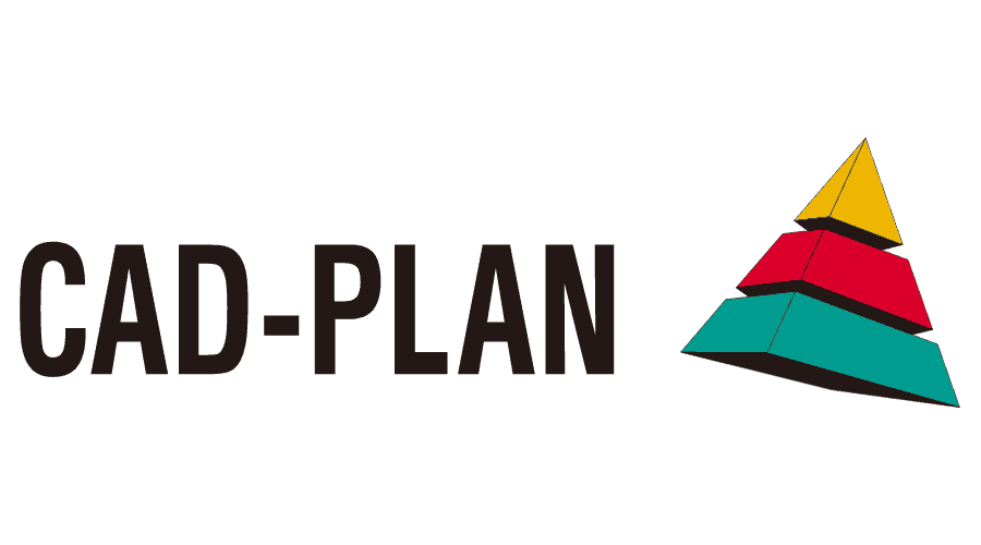 CAD-PLAN GmbH Logo Vector