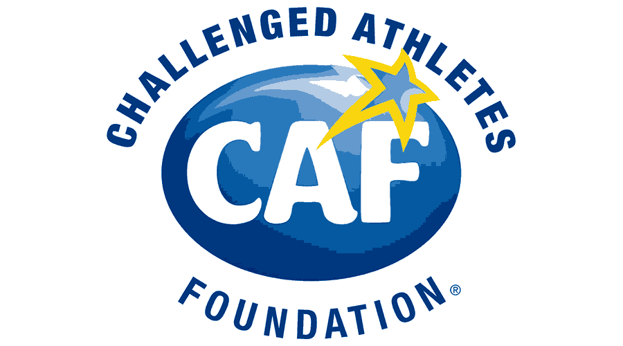 Challenged Athletes Foundation (CAF) Logo Vector