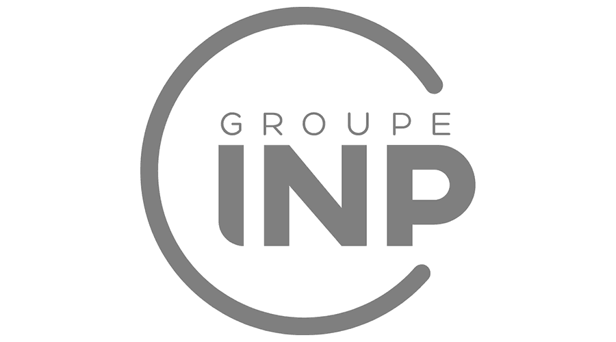 Groupe INP Logo Vector