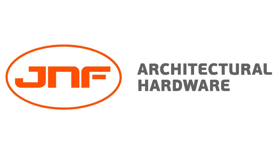 JNF Architectural Hardware Logo Vector