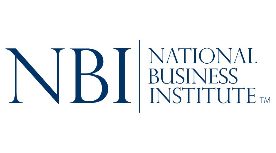 National Business Institute (NBI) Logo Vector
