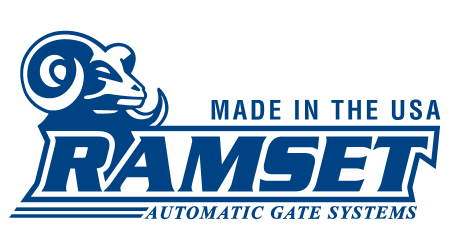 Ramset Automatic Gate Systems Logo Vector