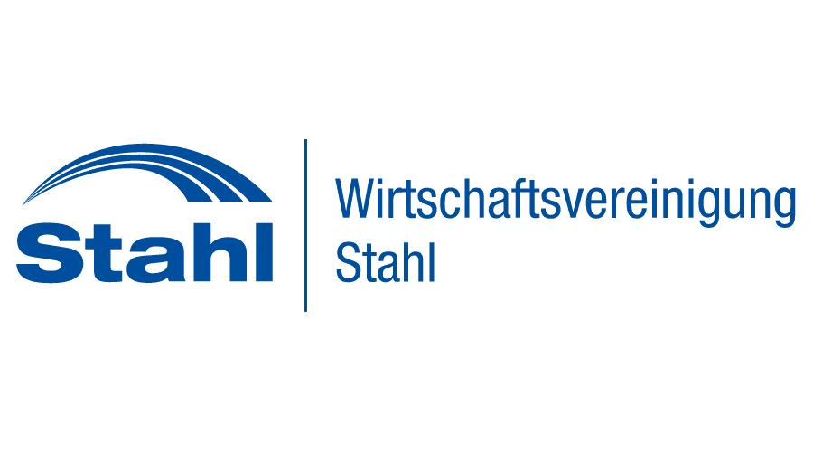Wirtschaftsvereinigung Stahl Logo Vector