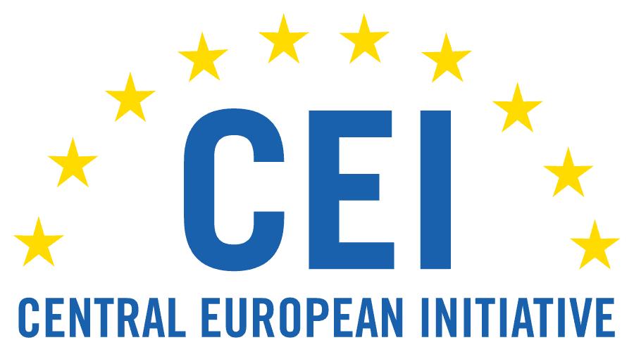 Central European Initiative (CEI) Logo Vector