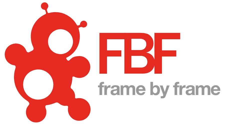 FBF – frame by frame Logo Vector