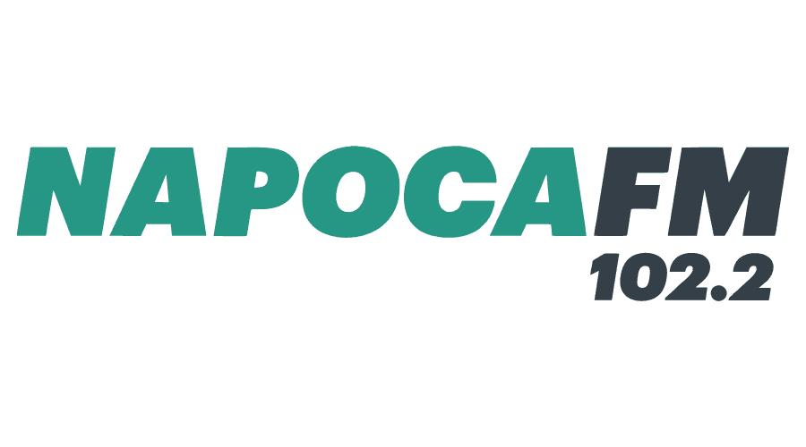 NapocaFM Logo Vector