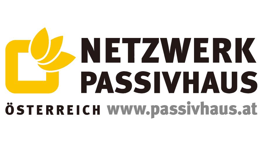 Netzwerk Passivhaus Logo Vector