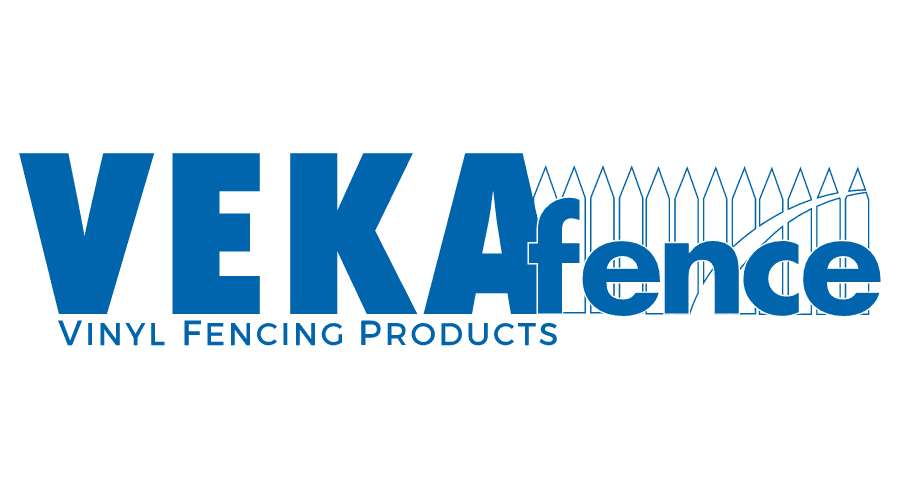 VEKAfence Vinyl Fencing Products Logo Vector