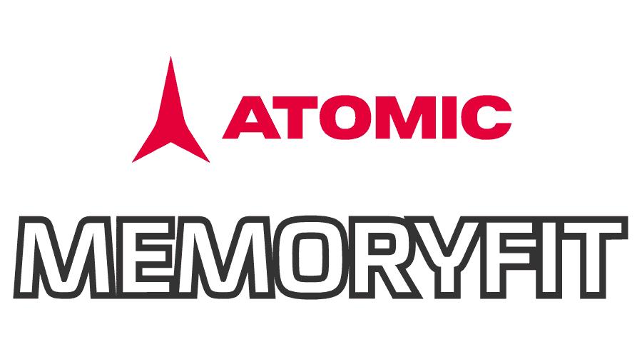 Atomic Memory Fit Logo Vector