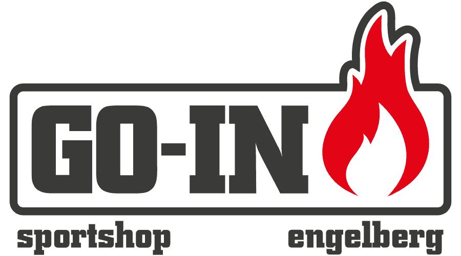 GO-IN Sportshop Engelberg Logo Vector