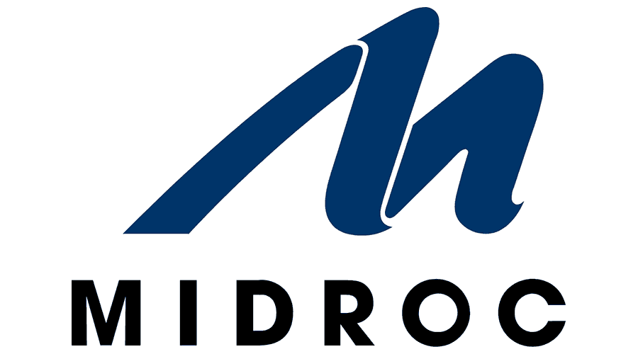 Midroc Europe Logo Vector