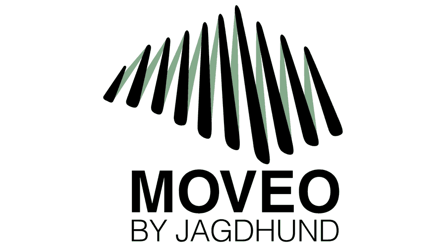 Moveo by Jagdhund Logo Vector
