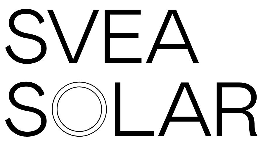 Svea Solar Logo Vector