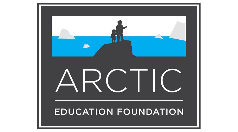 Arctic Education Foundation Logo Vector