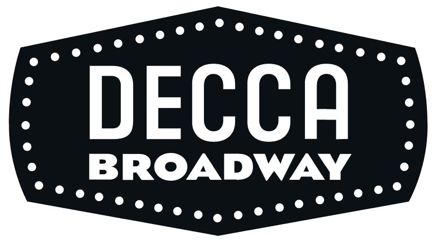 Decca Broadway Logo Vector