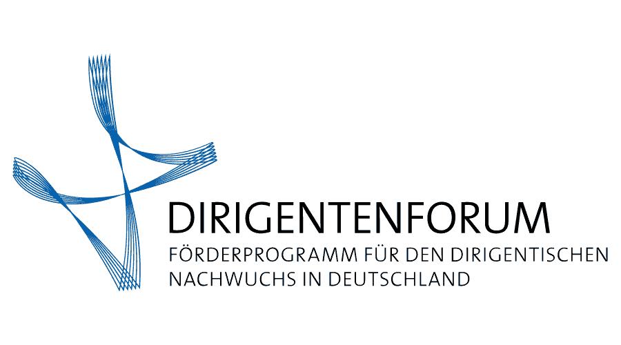 Dirigentenforum Logo Vector