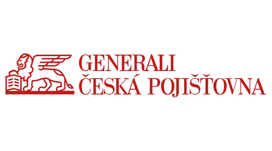 Generali Česká Pojišťovna Logo Vector