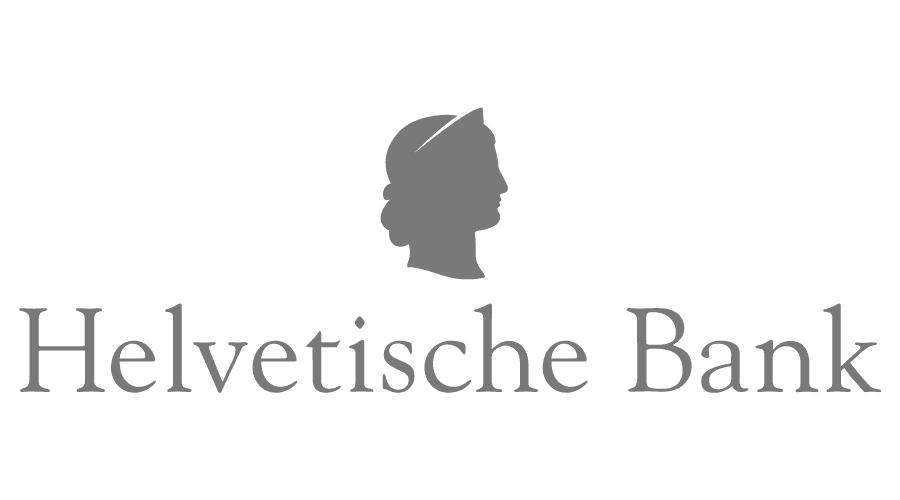 Helvetische Bank AG Logo Vector