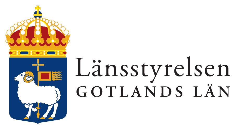 Länsstyrelsen Gotlands Län Logo Vector
