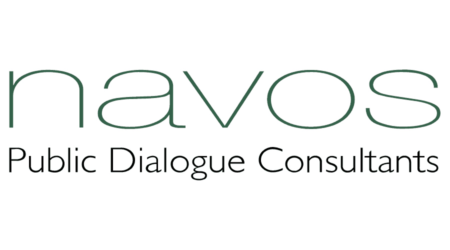 navos – Public Dialogue Consultants GmbH Logo Vector