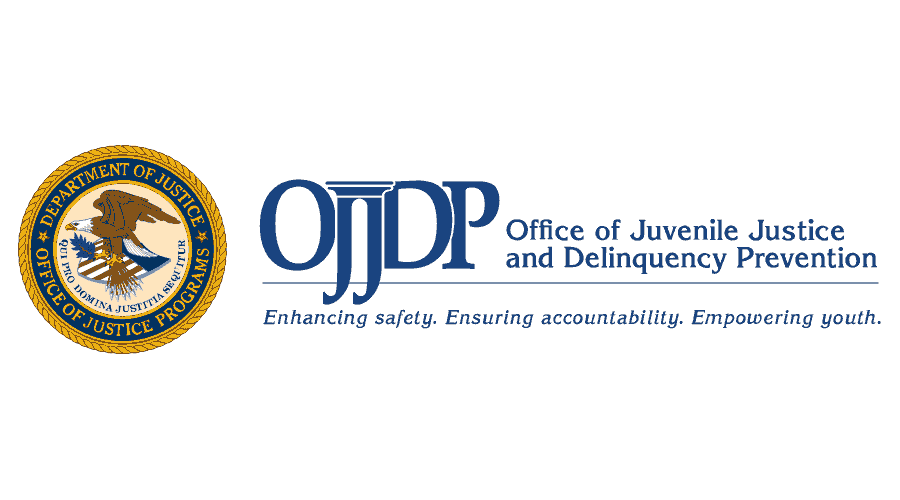 Office of Juvenile Justice and Delinquency Prevention (OJJDP) of the U.S. Department of Justice Logo Vector