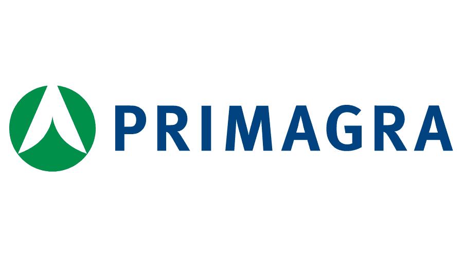 Primagra, a.s. Logo Vector