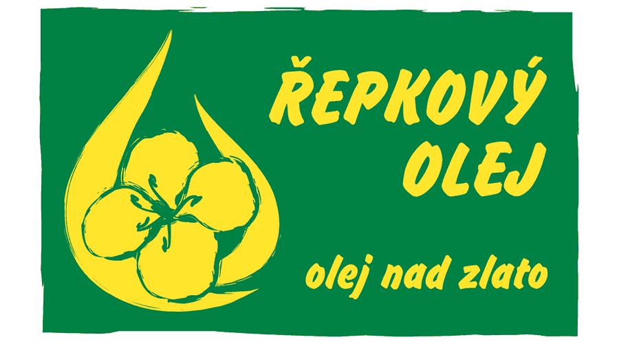 Řepkový olej Logo Vector